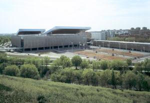 Nuestra propuesta para que la Caja Mágica sea un polo deportivo para el reequilibrio de los distritos del sureste de Madrid.