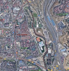 Nota sobre las obras planteadas en el Plan de Barrio de San Fermín para el 2020