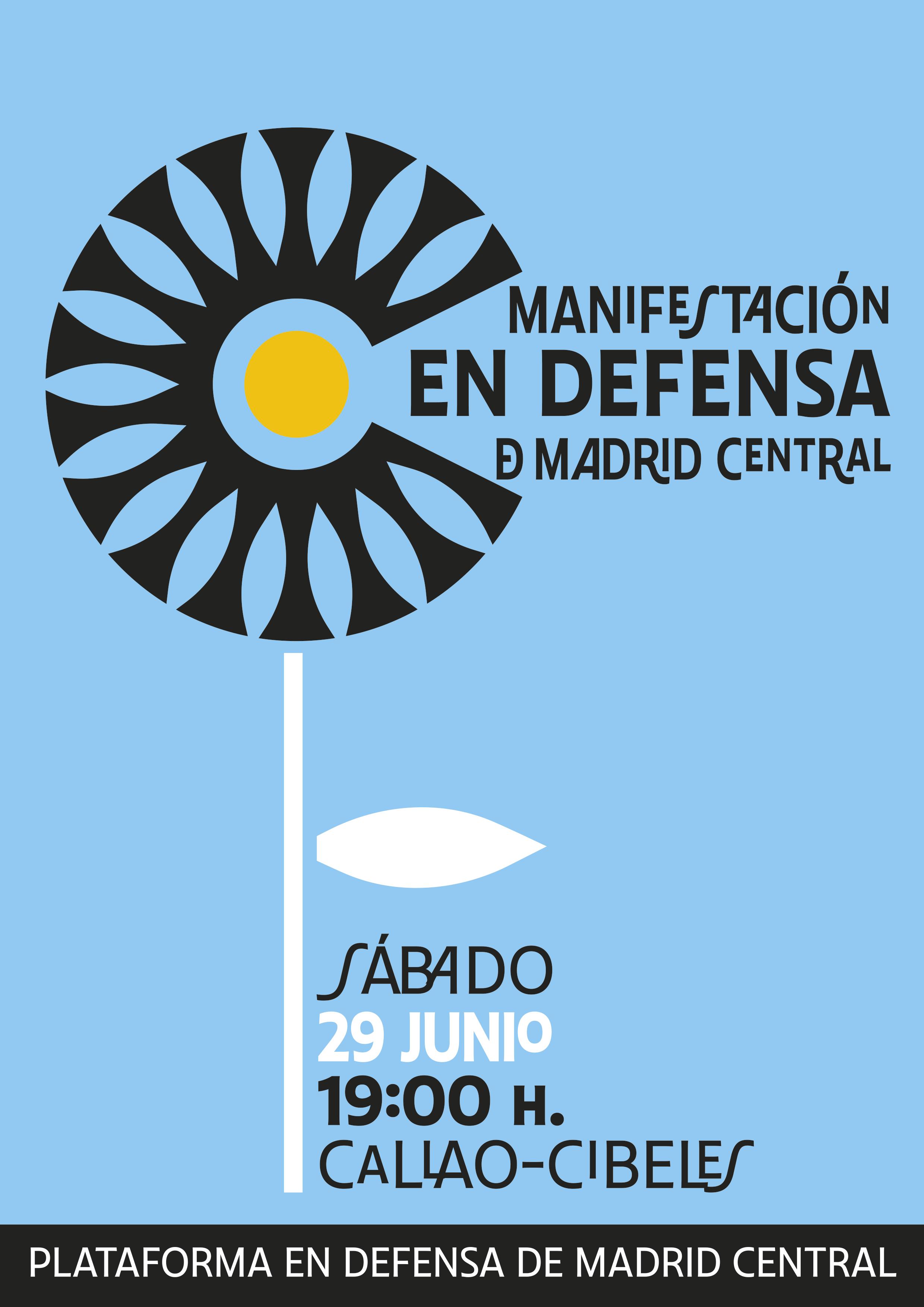 Madrid Central, un paso imprescindible para extender medidas contra la contaminación en toda la ciudad