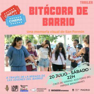 Bitácora de Barrio: una memoria visual de San Fermín