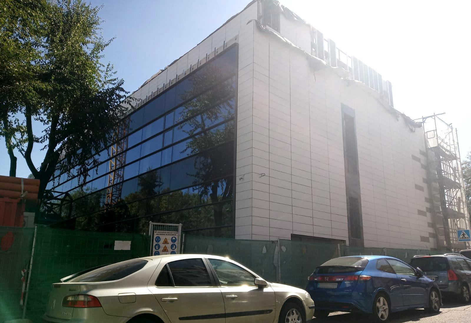 """Biblioteca Municipal en el Barrio, ¿cuándo? ¿Cuál es la fecha del """"cuanto antes""""?"""
