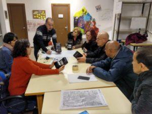 La Asociación de Vecinos participa en el mapeo de la Calidad del Aire dentro del Barrio