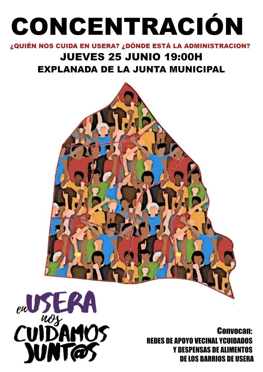 LA SOLIDARIDAD VECINAL EXIGE JUSTICIA SOCIAL