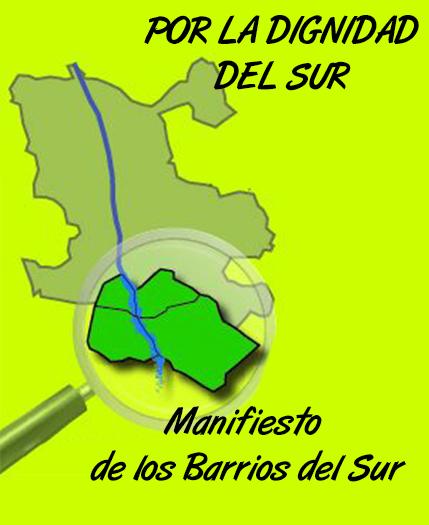 MANIFIESTO POR LA DIGNIDAD DEL SUR ANTE LA SEGUNDA OLEDA.  ANTE LA DECISIÓN ANUNCIADA DE CONFINAR A LOS BARIROS DEL SUR DE MADRID