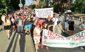 Un juzgado abre diligencias penales contra los promotores de la plataforma logística de Villaverde