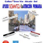 Manifestación 20 de junio